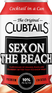 Clubtails Sex on the Beach 24oz. Can - East Side Grocery
