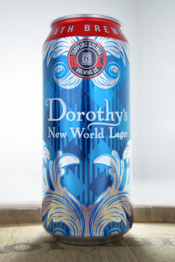 Toppling Goliath Dorothy Lager 16oz. Can - East Side Grocery