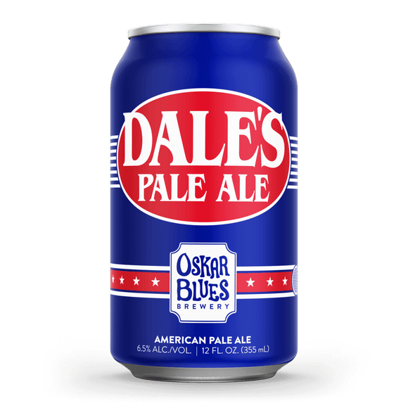 Oskar Blues Dale's Pale Ale 12oz. Can - East Side Grocery