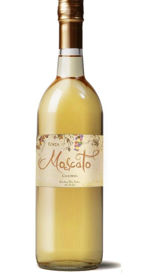 Forza Moscato Wine - 750ml - East Side Grocery
