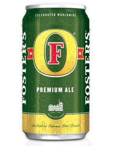 Foster's Premium Ale 25.4oz Can (Green) - East Side Grocery