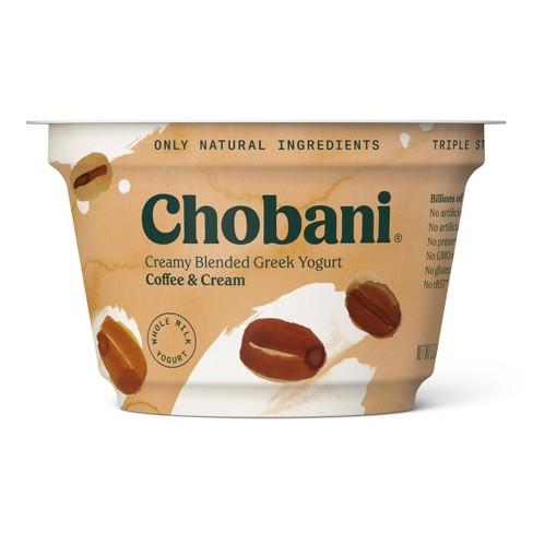 Chobani Greek Yogurt 2% Coffee 5.3oz - East Side Grocery