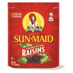 Sun Maid Raisin 10oz. - East Side Grocery