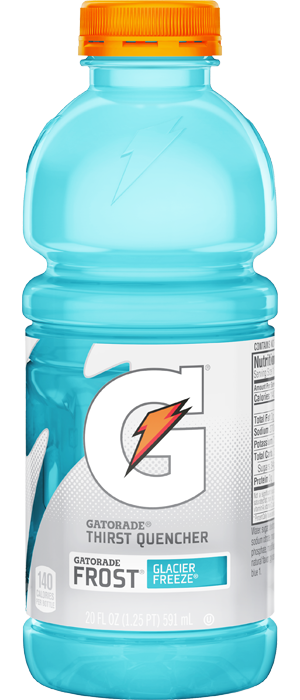Gatorade Glacier Freeze - 20oz. - East Side Grocery