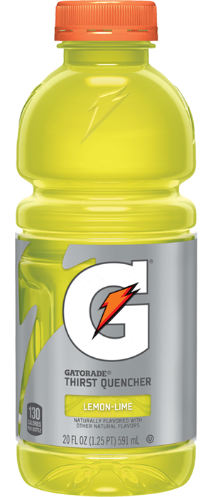 Gatorade Lemon Lime - 20oz. - East Side Grocery