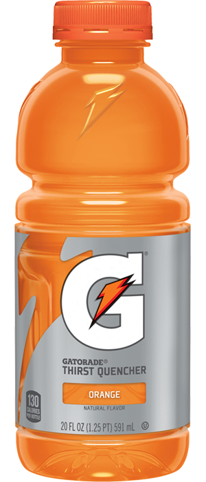 Gatorade Orange - 20oz. - East Side Grocery