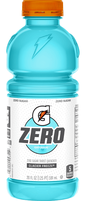 Gatorade Glacier Freeze Zero - 20oz. - East Side Grocery