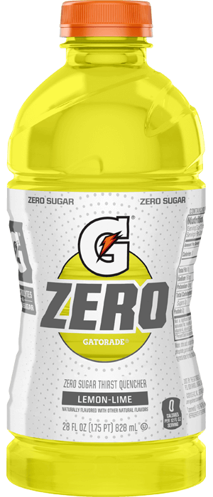 Gatorade Zero Lemon Lime - 28oz. - East Side Grocery