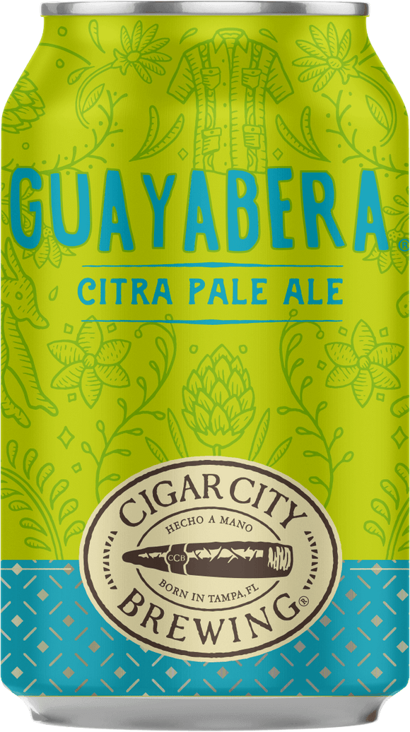 Cigar City Guayabera Citra 12oz. Can - East Side Grocery