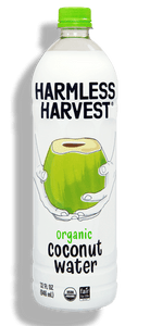 Harmless Harvest Coconut Water - 32oz. - East Side Grocery