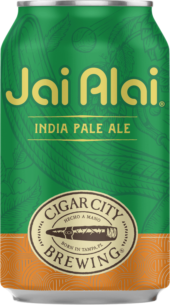 Cigar City Jai Alai - 12oz. Can - East Side Grocery