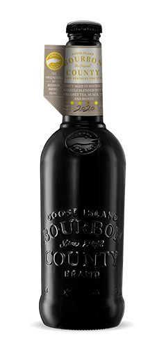 Goose Island Bourbon County Kentucky Fog Stout 16.9oz. Bottle