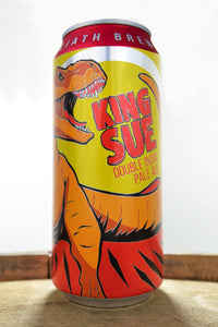 Toppling Goliath King Sue Double IPA 16oz. Can - East Side Grocery