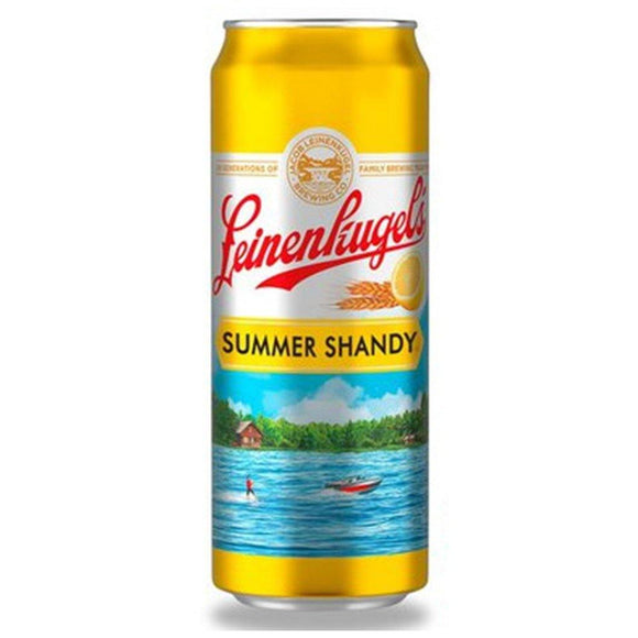 Leinenkugel's Summer Shandy 24oz. Can