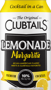 Clubtails Lemonade Margarita 24oz. Can - East Side Grocery