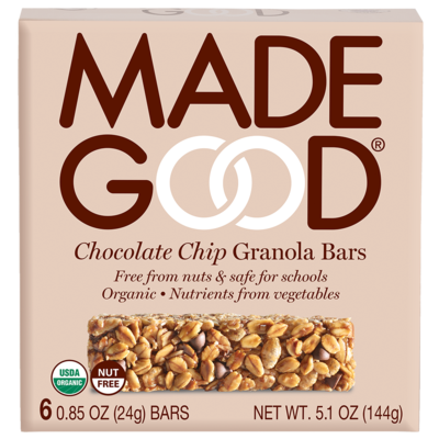 Made Good Granola Bars 5.1oz.
