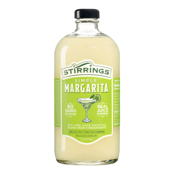 Stirrings Margarita Mix 25.4 oz.