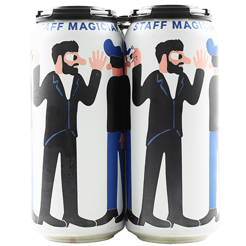Mikkeller Staff Magician 16oz. Can - East Side Grocery