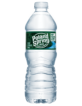 Poland Spring Water 16.9oz. - East Side Grocery
