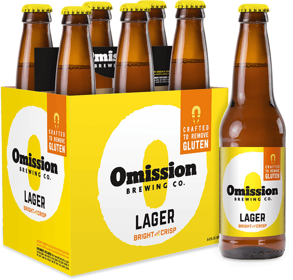 Omission Lager 12oz. Bottle - East Side Grocery