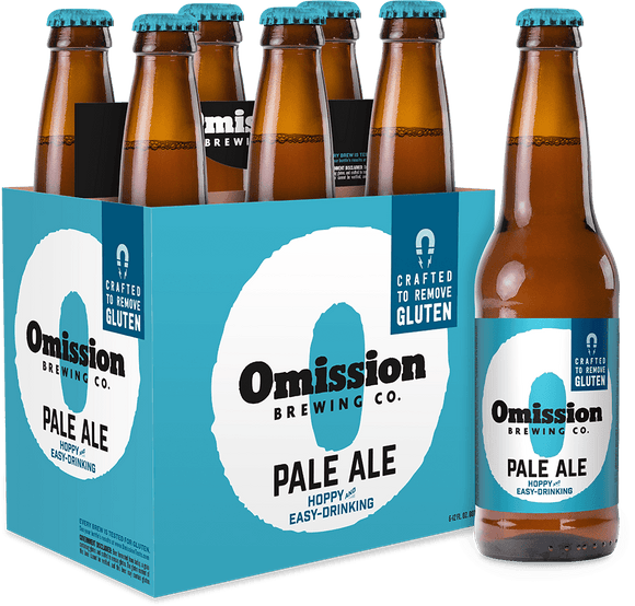 Omission Pale Ale 12oz. Bottle - East Side Grocery