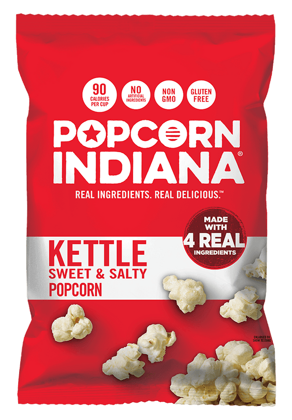 Popcorn Indiana Kettle Sweet & Salty 3oz. - East Side Grocery