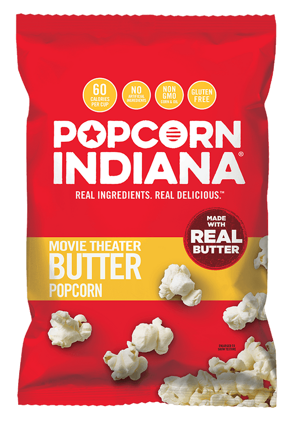 Popcorn Indiana  Movie Theater Butter  3oz. - East Side Grocery