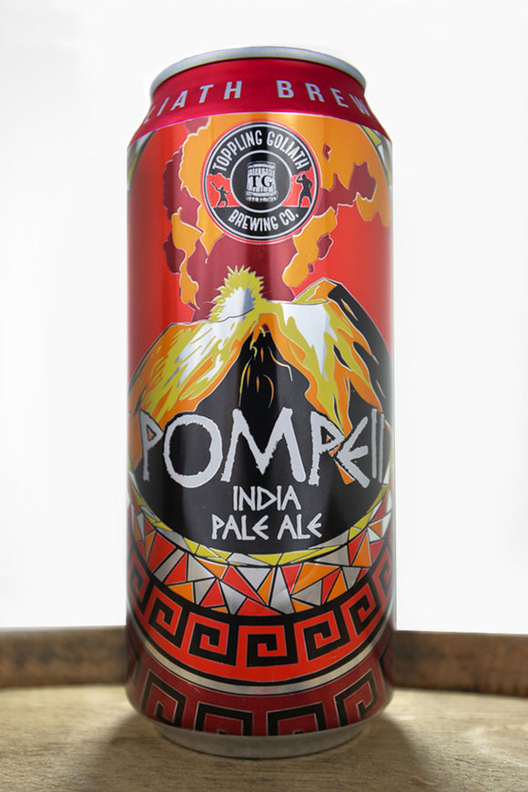 Toppling Goliath Pompei IPA 16oz. Can - East Side Grocery