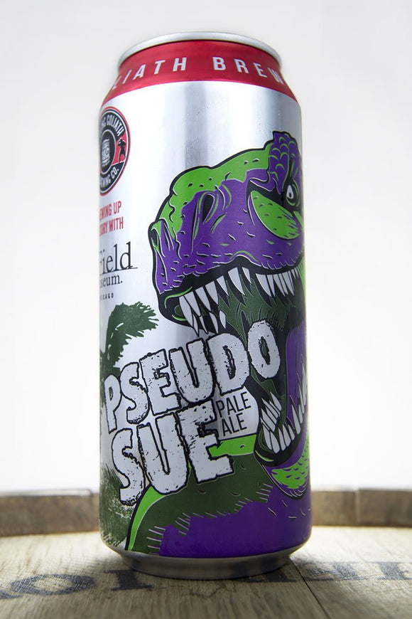 Toppling Goliath Pseudo Sue 16oz. Can - East Side Grocery
