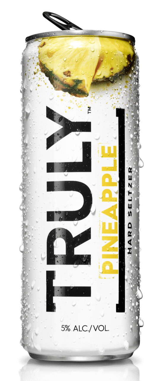 Truly Hard Seltzer Pineapple 12oz. Can - East Side Grocery