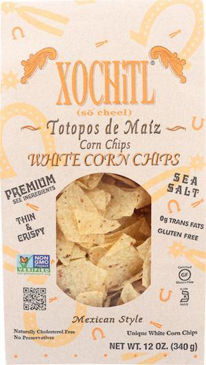 Xochitl Tortilla Chips 12oz.