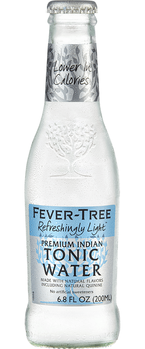 Fever Tree Refreshingly light Tonic Water 6.7oz. - East Side Grocery