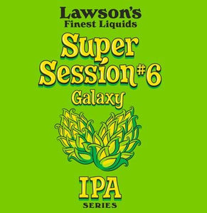 Lawson's Super Session #6 12oz. Can - East Side Grocery