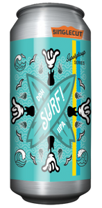 Single Cut Surf 16oz. Can