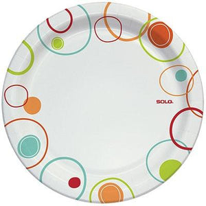 Solo Paper Plates - East Side Grocery