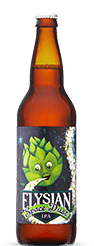 Elysian Space Dust IPA 12oz. Bottle - East Side Grocery