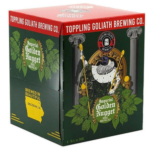 Toppling Goliath Imperial Golden Nugget 16oz. Can