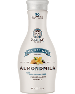 Califia Almond  Milk Vanilla - 48oz. - East Side Grocery
