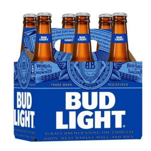 Bud Light 12oz. Bottle - East Side Grocery
