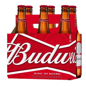 Budweiser 12oz. Bottle - East Side Grocery