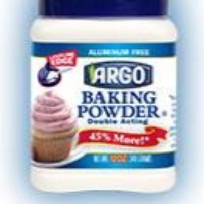Argo Baking Powder 120z. - East Side Grocery