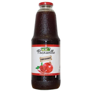 Pocasville Pomegranate Juice 33.8oz. - East Side Grocery
