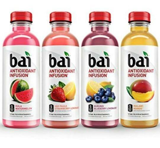 Bai Antioxidant Infusion Drink 18oz. - East Side Grocery