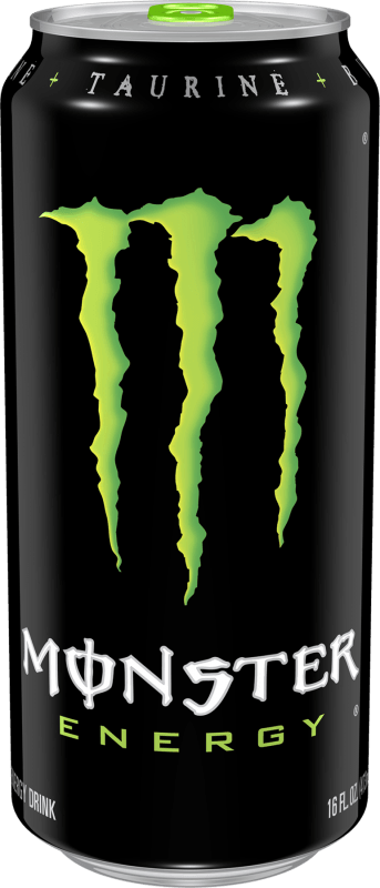 Monster Energy (Green) 16oz. - East Side Grocery