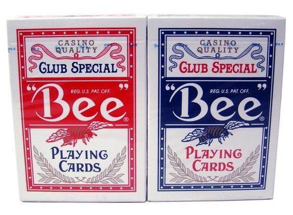 Bee Playing Cards