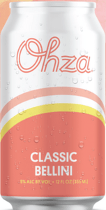 Ohza Classic Bellini 12oz. Can - East Side Grocery