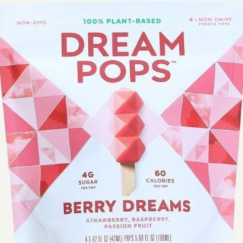 Dream Pops Berry Dream 4 Pack - East Side Grocery