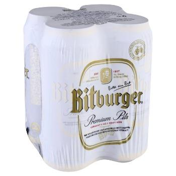 Bitburger Premium Pilsner 16oz. Can - East Side Grocery
