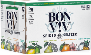 Bon V!V Spiked Seltzer Blends Variety Pack