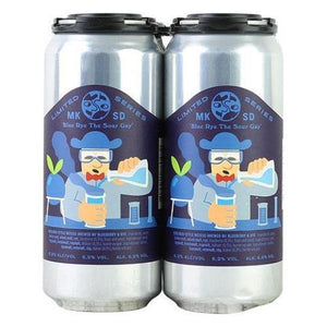 Mikkeller SD Blue Rye the Sour Guy 16oz. Can - East Side Grocery